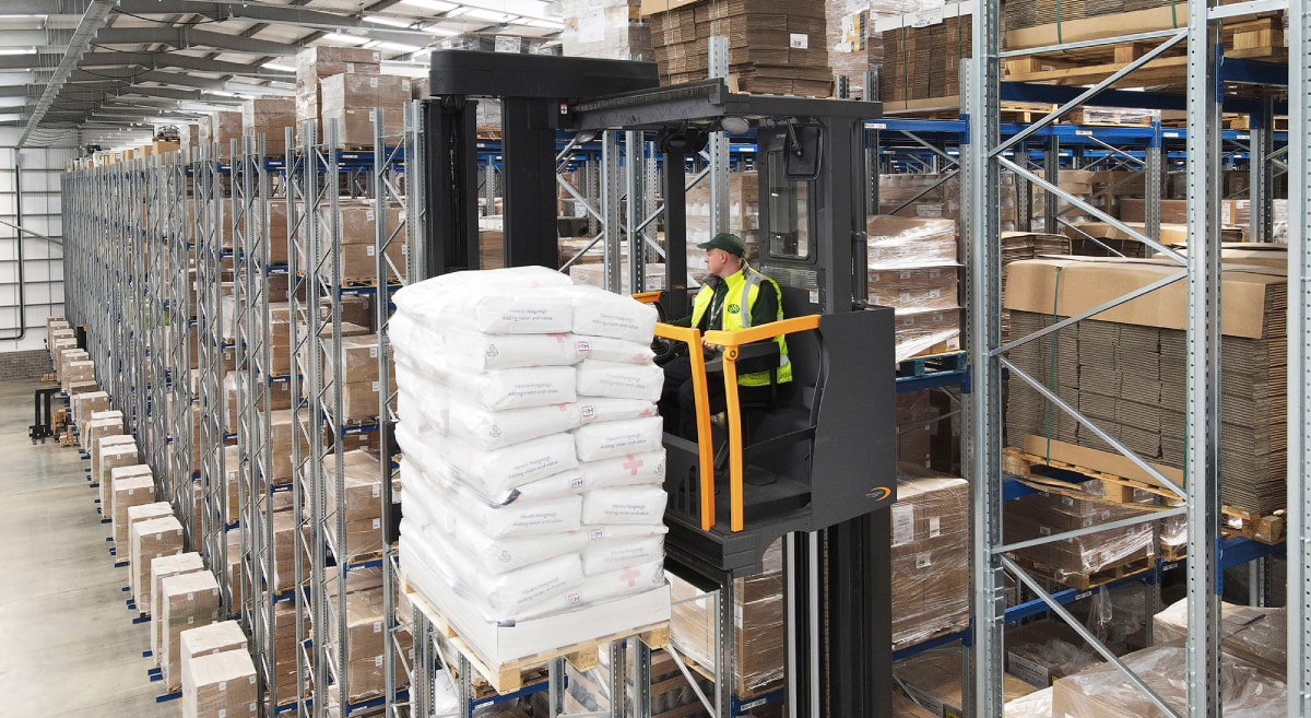 Our AA-Grade Warehouse – BRC Storage and Distribution